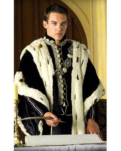 This is an image of 275654 Jonathan Rhys-Meyers Photograph & Poster