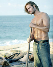This is an image of 276522 Josh Holloway Photograph & Poster