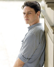 This is an image of 276735 James McAvoy Photograph & Poster