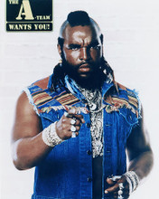 This is an image of 277808 Mr.T Photograph & Poster