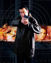 This is an image of 277829 Steven Seagal Photograph & Poster