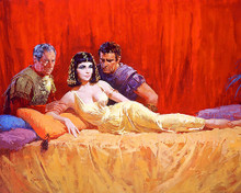 This is an image of 271486 Cleopatra Photograph & Poster