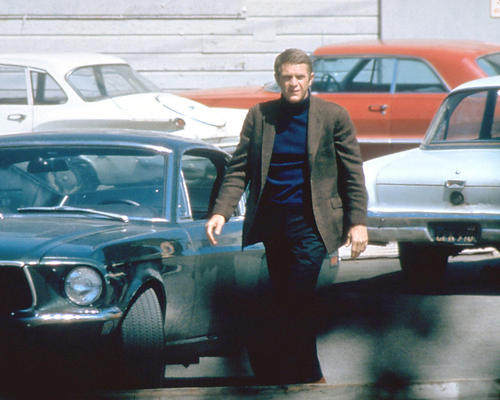 This is an image of 272077 Steve McQueen Photograph & Poster