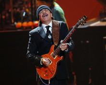 This is an image of 272601 Carlos Santana Photograph & Poster