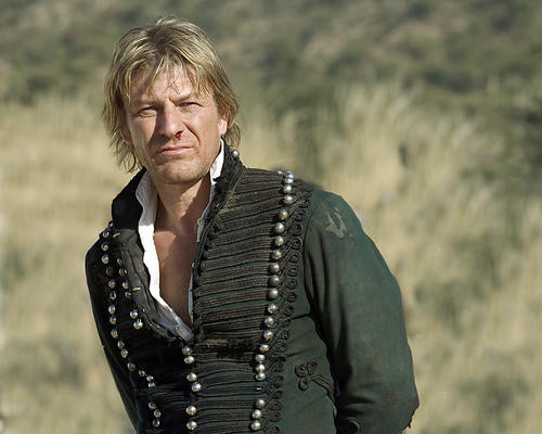 This is an image of 275160 Sean Bean Photograph & Poster