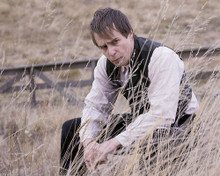 This is an image of 276881 Sam Rockwell Photograph & Poster