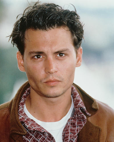 This is an image of 240416 Johnny Depp Photograph & Poster