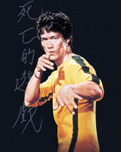 This is an image of 256784 Bruce Lee Photograph & Poster