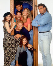 This is an image of 261602 Saved by the Bell Photograph & Poster