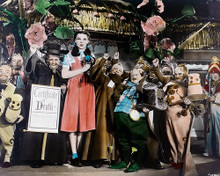 This is an image of 258360 The Wizard of Oz Photograph & Poster