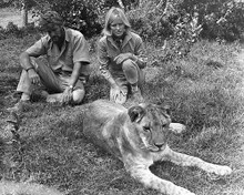 This is an image of 192565 Born Free Photograph & Poster