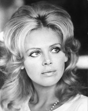 This is an image of 192589 Britt Ekland Photograph & Poster