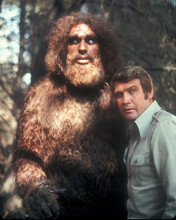 This is an image of 282109 Six Million Dollar Man Photograph & Poster