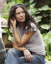 This is an image of 282124 Evangeline Lilly Photograph & Poster