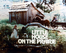 This is an image of 282267 Little House on the Prairie Photograph & Poster