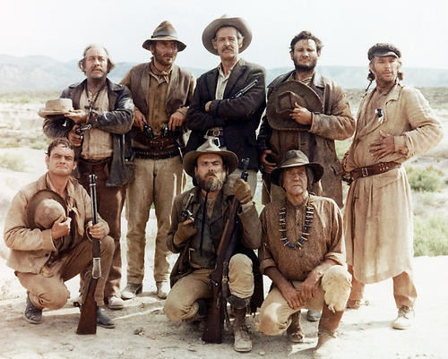 This is an image of 282276 The Wild Bunch Photograph & Poster