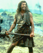 This is an image of 282339 Braveheart Photograph & Poster