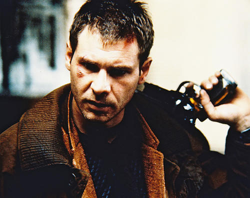 This is an image of 282463 Blade Runner Photograph & Poster