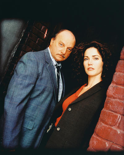 This is an image of 282565 Nypd Blue Photograph & Poster