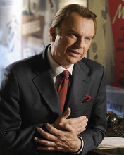 This is an image of 282626 Sam Neill Photograph & Poster