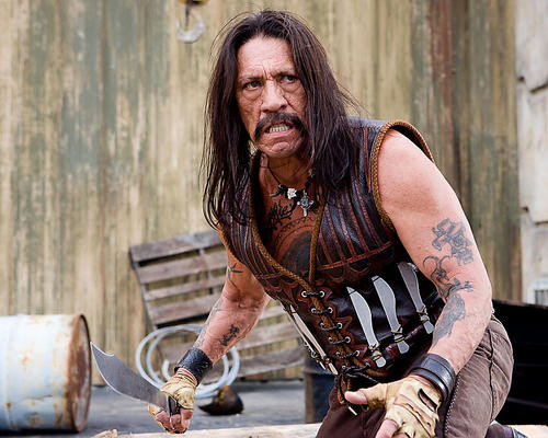 This is an image of 282684 Danny Trejo Photograph & Poster