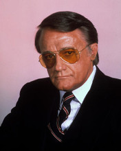 This is an image of 282724 Robert Vaughn Photograph & Poster