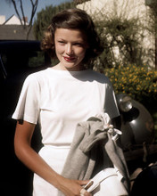This is an image of 283293 Gene Tierney Photograph & Poster