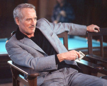 This is an image of 282963 Paul Newman Photograph & Poster