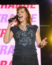 This is an image of 287512 Reba McEntire Photograph & Poster