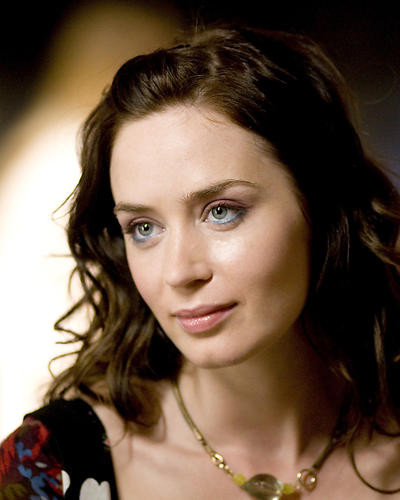 This is an image of 283271 Emily Blunt Photograph & Poster