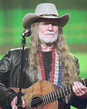This is an image of 283082 Willie Nelson Photograph & Poster