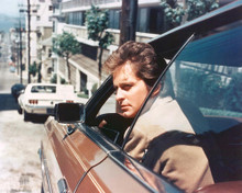 This is an image of 282975 Michael Douglas Photograph & Poster