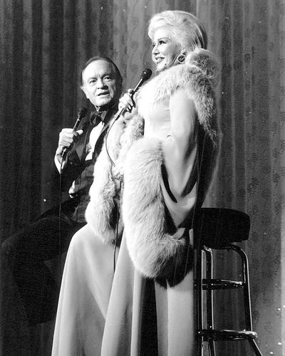 This is an image of 192841 Ginger Rogers and Bob Hope Photograph & Poster