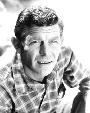 This is an image of 192882 Andy Griffith Photograph & Poster