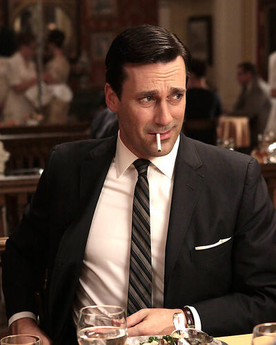 This is an image of 283135 Jon Hamm Photograph & Poster