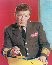 This is an image of 283215 Richard Basehart Photograph & Poster