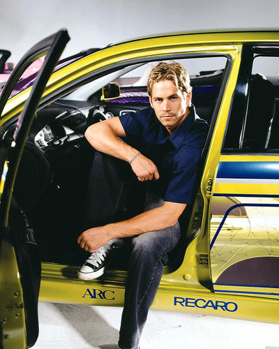 This is an image of 283513 Paul Walker Photograph & Poster