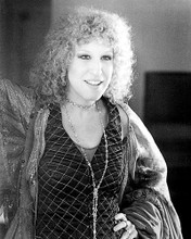 This is an image of 193025 Bette Midler Photograph & Poster