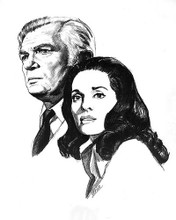 This is an image of 193054 Barnaby Jones Photograph & Poster