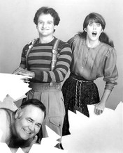This is an image of 193226 Mork and Mindy Photograph & Poster