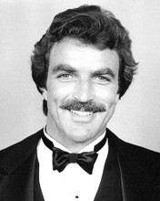 This is an image of 193293 Tom Selleck Photograph & Poster