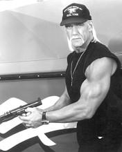 This is an image of 193324 Hulk Hogan Photograph & Poster