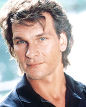 This is an image of 283172 Patrick Swayze Photograph & Poster