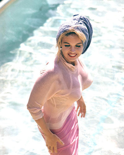 This is an image of 283198 Jayne Mansfield Photograph & Poster
