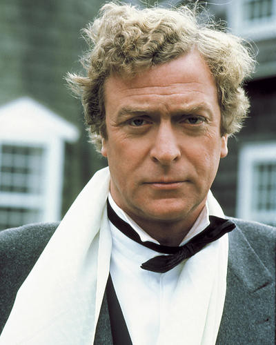 This is an image of 268011 Michael Caine Photograph & Poster