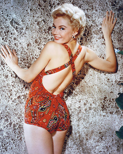 This is an image of 232763 Sheree North Photograph & Poster