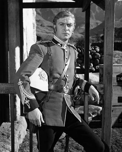 This is an image of 170591 Michael Caine Photograph & Poster