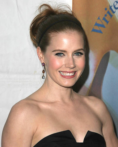 This is an image of 270124 Amy Adams Photograph & Poster