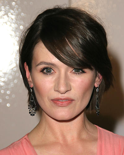 This is an image of 270447 Emily Mortimer Photograph & Poster