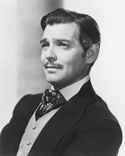 This is an image of 173704 Clark Gable Photograph & Poster